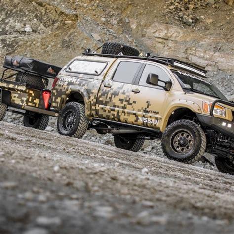 Titan Landscape Wheels Ruggedly Tailored Nissan Truck Bigwheels My