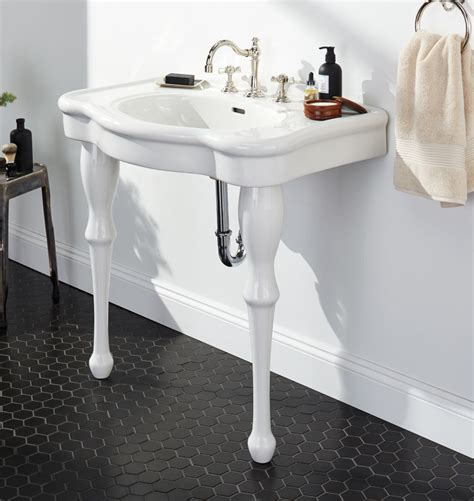 console sinks for small bathrooms victorian console sinks consoles and victorian