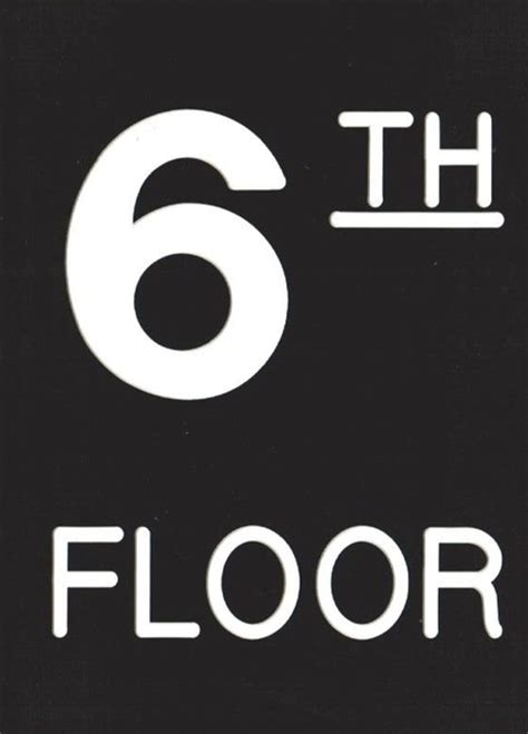 Hpd Number Search Floor Number Sign Engraved Plastic Hpd Signs The Official Store