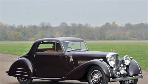 bentley sport coupe bentley 4 1 2 litre db sport coupe park ward fhc bentley