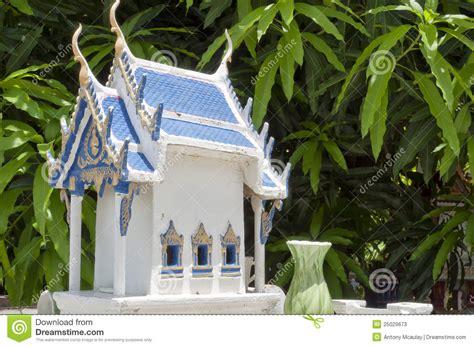 buy thai spirit house thai spirit house 02 stock image image of small religion 25029673