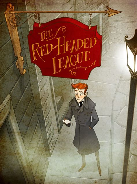 One Story House Plan sherlock series 4 special to adapt the red headed league