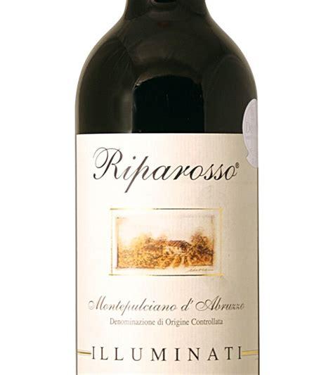 riparosso illuminati illuminati riparosso montepulciano 2009 wine review