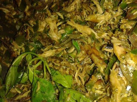 ikan cakalang suir ikan cakalang suir bumbu cabe ijo food glorious food