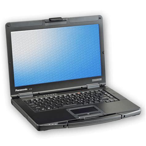 panasonic rugged laptop panasonic toughbook cf 54 semi rugged laptop mobile computer