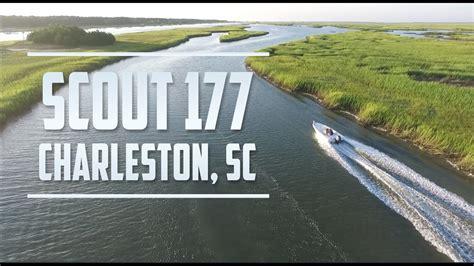 scout boats charleston scout boats 177 sportfish charleston sc youtube