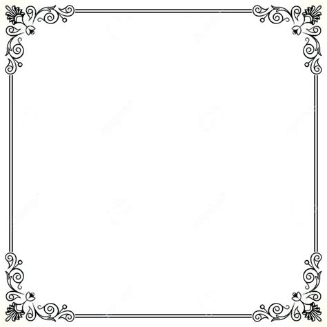 Microsoft Wedding Border Templates by Template Microsoft Word Page Borders Template Frames