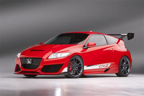 2010 honda cr z hybrid r concept picture 380176 car