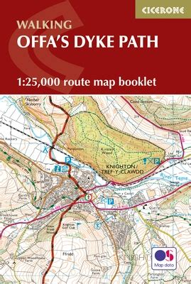 south west coast path map booklet plymouth to poole 1 25 000 os route mapping the pennine way experience cicerone extra