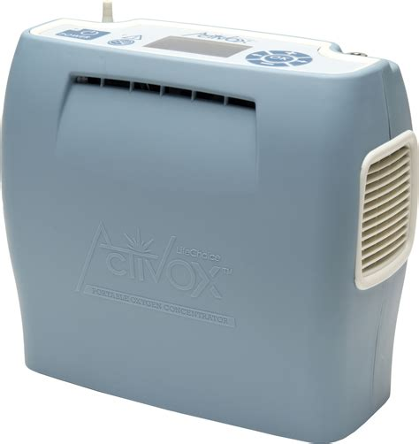Portable L by Activox 4l Portable Oxygen Concentrator Oxymaster