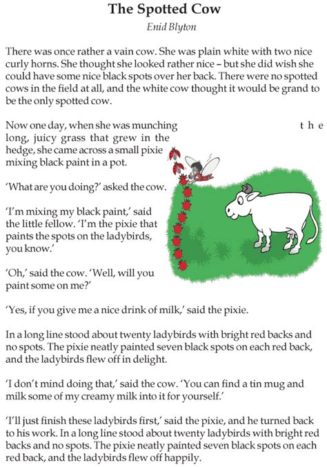 spanish short stories for beginners 8 modern hilarious grade 3 reading lesson 3 short stories the spotted cow short stories cow