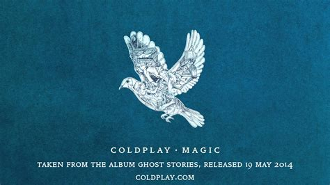 Cold Magic coldplay magic official audio