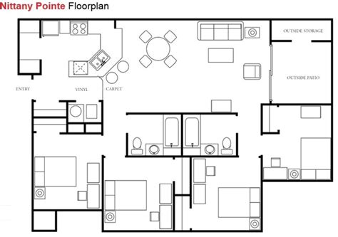 Nittany Apartment Map Nittany Pointe Apartments Altoona Pa Apartment Finder
