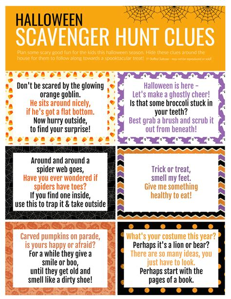 how to my to hunt scavenger hunt how to plan a for your