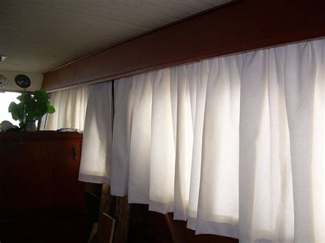 boat window curtains boat curtains flickr photo