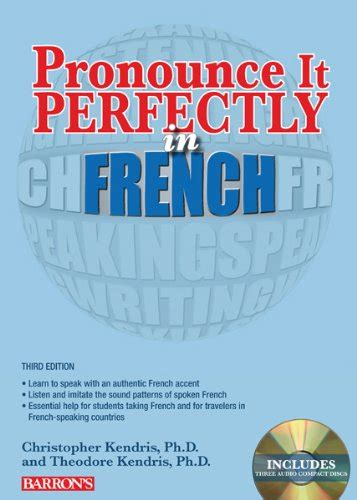 libro pronounce it perfectly in lonely planet french phrasebook dictionary viaggi panorama auto