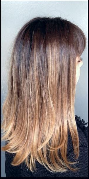 coloring over ombre hair ombre hair color jonathan george