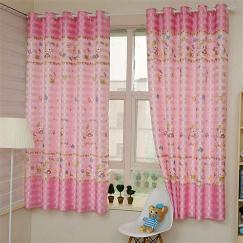 cute bedroom curtains 2016 children curtains for bedroom 2m cute blackout