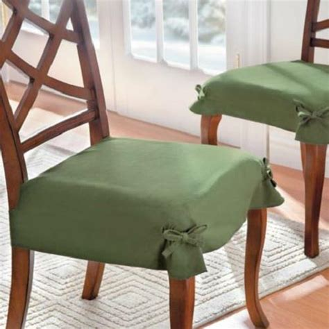 dining table chair slipcovers set of 2 adjustable microsuede dining chair covers seat