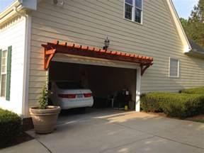 garage pergola designs garage doors on pinterest garage pergola carriage