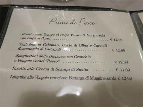 ristoro la dispensa roma inside the restaurant picture of ristoro la dispensa
