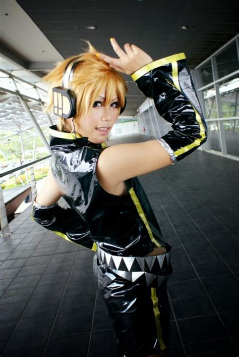 Coole Len by Cool Imitation Vocaloid Kagamine Len Cosers