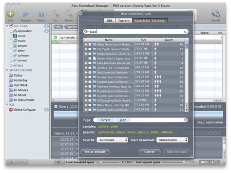 torrent downloader for mac download free torrent client for mac os x folx