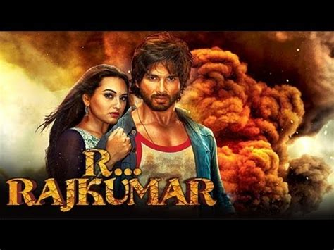 film rambo rajkumar r rajkumar movie trailer launch shahid kapoor
