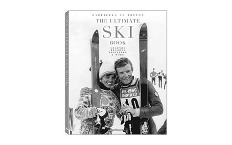 the skiers gift book that s sweeping the globe sort of volume 1 books best gifts for adventure travelers travel leisure