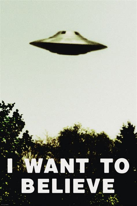 Vcd Original The X Files And I Want To Believe i want to believe poster sold at europosters