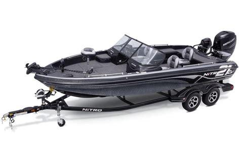 nitro boats bass pro 2017 new nitro zv21 z pro package bass boat for sale