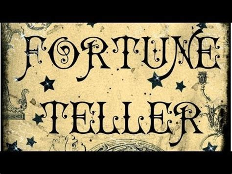 a fortune teller told me b007b5ic3e gypsy fortune teller hair costume youtube