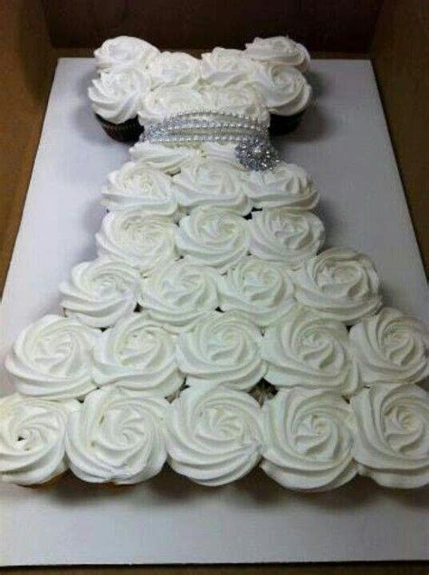 top 10 cupcake decorating ideas for bridal showers - Easy Cupcake Decorating For Bridal Shower