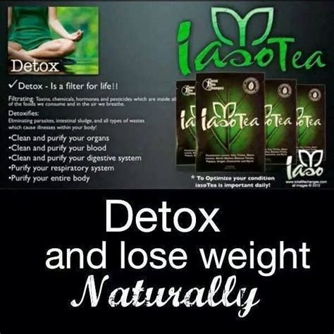 Will Detox Tea Help Me Lose Weight by Free Ship Iaso Tea By Total Changes Herbal Detox