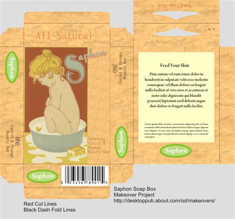 soap box design template makeover projects soap boxes box packaging and layouts