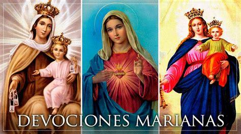 la devocion de la devociones marianas aci prensa