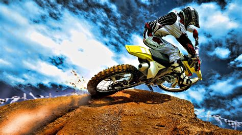 cool motocross cool motocross wallpaper 1920x1080 75668