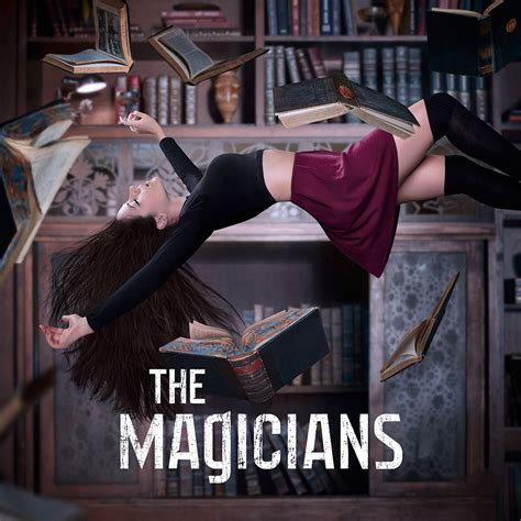 the magician s books the magicians syfy promos television promos