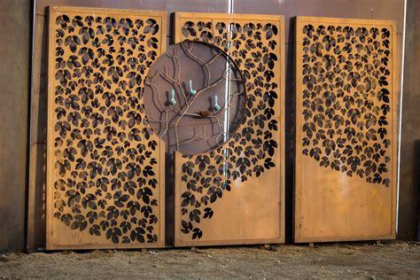 information on steel gates and screens kooper tasmania australia
