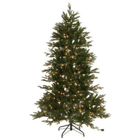 regency christmas trees jackson fir regency 6 frasier fir pre lit realistic artificial tree walmart