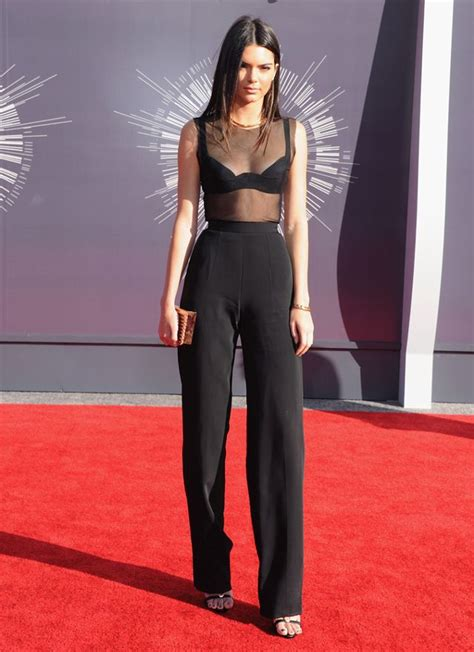 Kyle Blackred 19 times kendall jenner s totally killed it