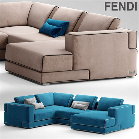 casa sofa sofa sloane fendi max