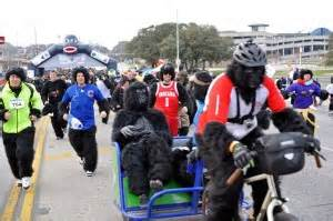 great success austin gorilla run