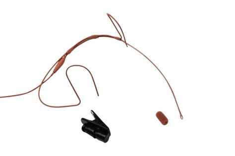 Microphone Huper Pro 1 Original microphonemadness pro series directional dual earset earworn hyper cardioid microphone