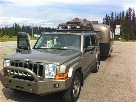 jeep armor bumper i it s a commander tactical armor wincher