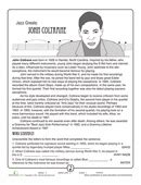 biography on langston hughes for students langston hughes biography worksheet