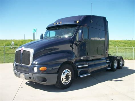 kenworth t2000 for sale 2007 kenworth t2000 for sale 16 used trucks from 14 950