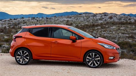 New Nissan Micra 2018 by Nissan Micra 2018