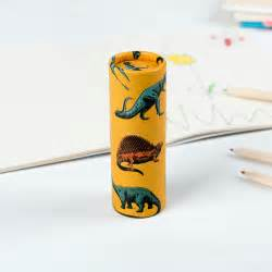 Finite Stationery Set In Tin Pencil Fancy Stationery Set prehistoric land colouring pencils set of 12 rex dotcomgiftshop