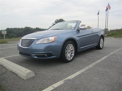 Chrysler 200 Hardtop Convertible by Review 2011 Chrysler 200 Limited Hardtop Convertible